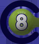 Logo de Canal 8